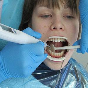 Электроодонтодиагностика зуба