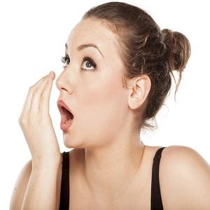 Запах изо рта после удаления зуба мудрости